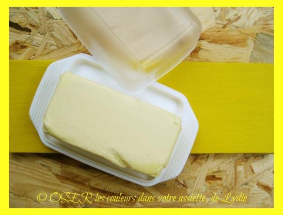 beurre doux OK