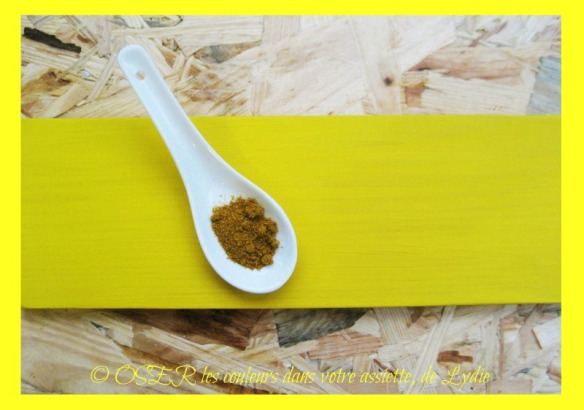 curry en poudre OK